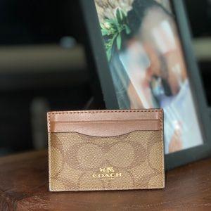 COACH Card Case 💳💙